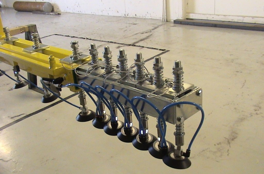 What Is  A Vacuum Lifter?